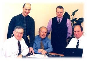 Dafferns Leamington partners in 2000