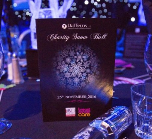 Dafferns 120th Anniversary Charity Ball