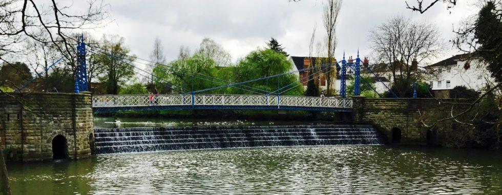Leamington-Weir