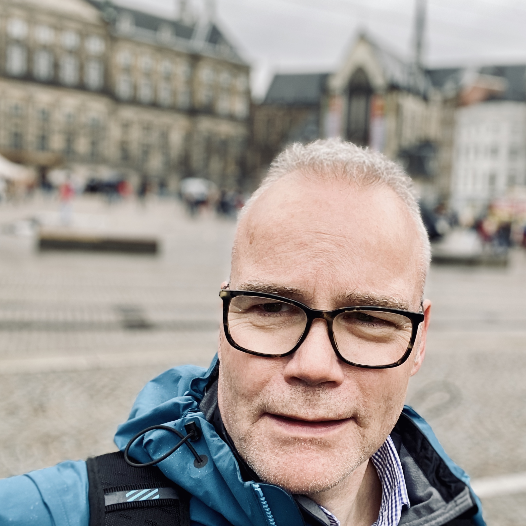 Martin Gibbs Dafferns AGN Amsterdam Brexit