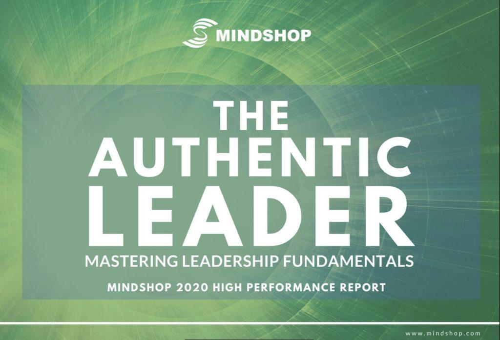 Mindshop Authentic Leader 2020