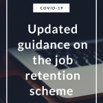 Update Job Retention Scheme