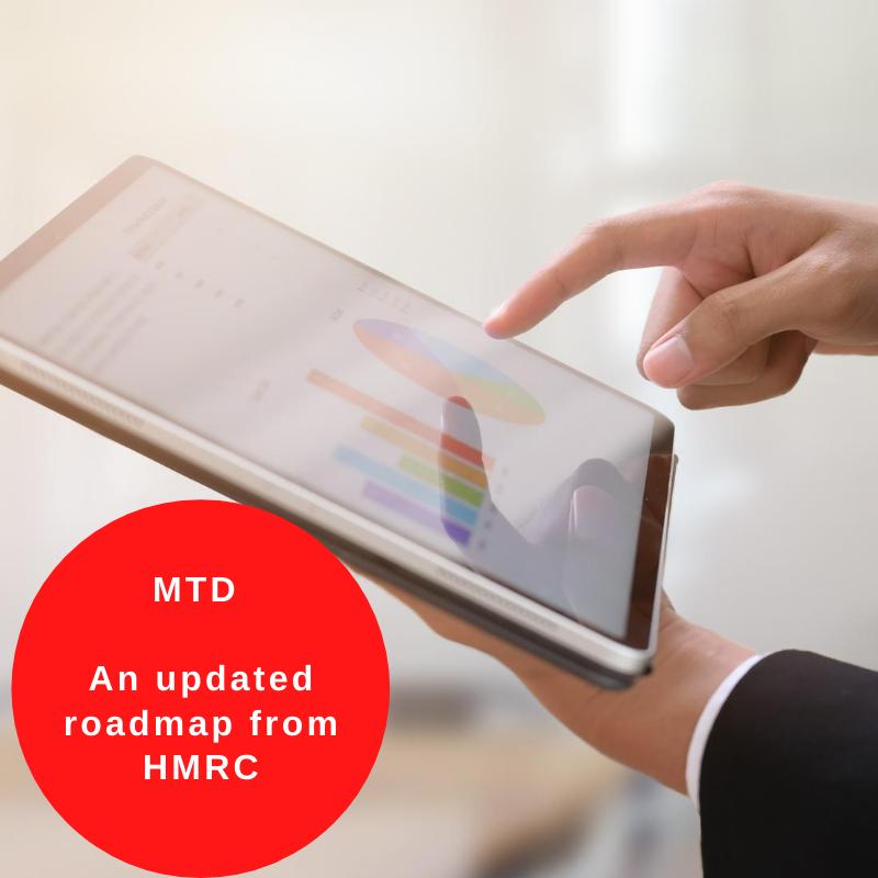 MTD updated roadmap